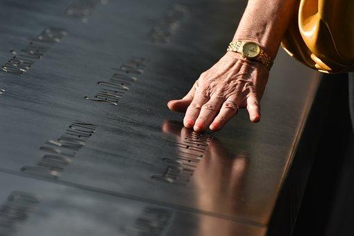 Memorial, 911 Memorial, New York, Nyc, Wtc, Manhattan