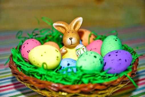 Easter, Easter Bunny, Easter Eggs, Spring, Easter Theme