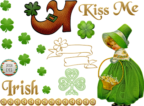 Saint Patrick's Day, March 17, Leprechaun