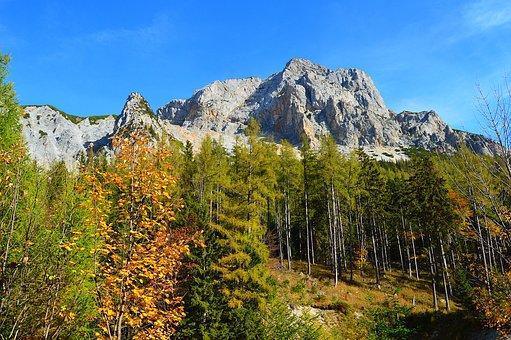 Rax, Lower Austria, Hiking, Alpine