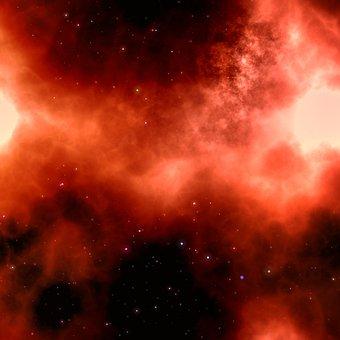 Space, Science Fiction, Cosmos, Fantasy, Cluster