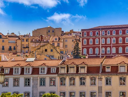 Lisbon, City, Portugal, Architecture, Tourism, Tram