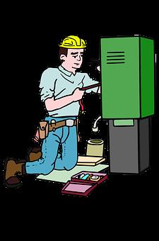 Electrician, Electric, Linesman, Lineman, Tradesman