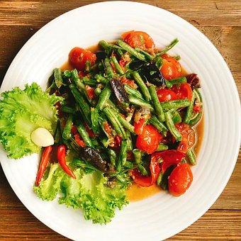 Anchovies, Thai Food, Thai Salad, Thai, Salad, Food