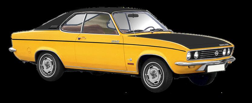 Opel, Manta - A, Type-Gte 1900, 70S