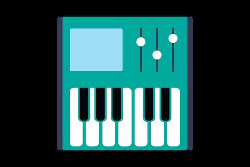 Player, Piano, Music, Instrument