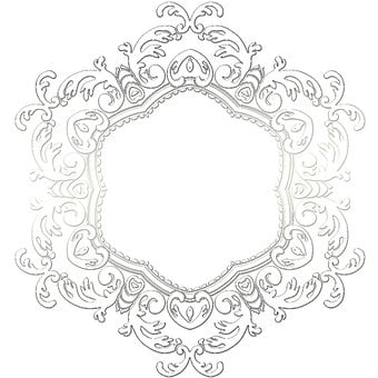 Flower, Frame, Border, Mandala, Mandala Illustration