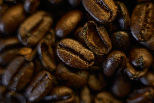 Coffee, Beans, Caffeine, Cafe, Aroma, Brown, Roasted