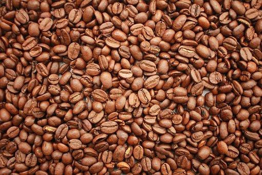 Coffee, Coffee Beans, Beans, Caffeine, Cafe, Food