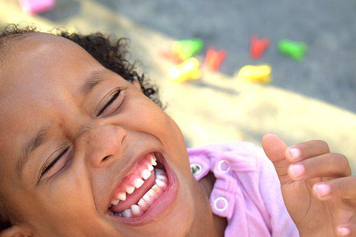 Smile, Alegre, Joy, Happy, Person, Fun, Girl, Girls