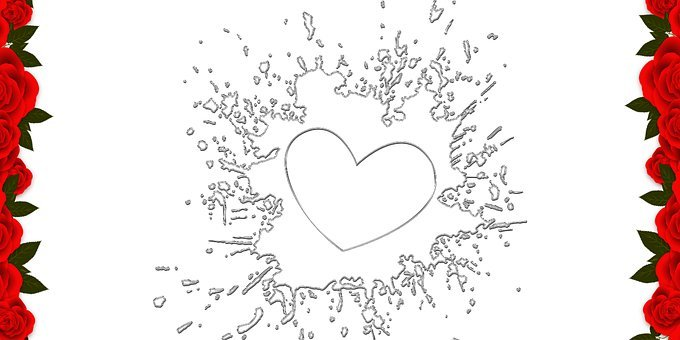 Heart, Heart Illustration, Heart Drawing, Heart Picture