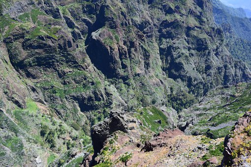 Madeira, Mountains, Portugal, Island, Highlands, Nature