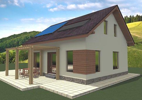 Preeria Home, Passive House, 3d Printed Home