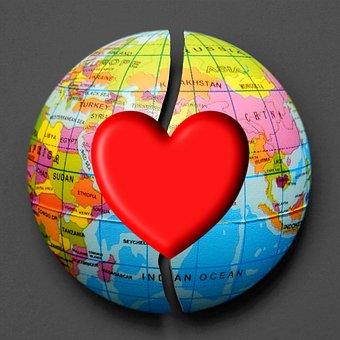 Broken, Heart, Love, Relationship, Emotion, Sad