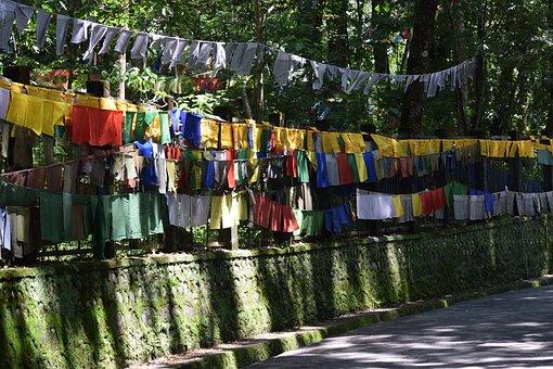 Budha, Temple, Buddhism, Buddhists