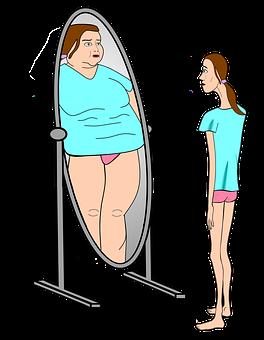 Bulimia, Anorexia Nervosa, Skimmed Delusional