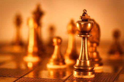 Chess, Board Game, Strategy, Chess Board, King