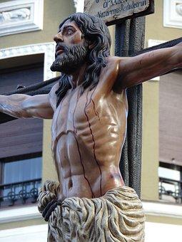 God, Christ, Cruz, Easter, Spiritual, Figure, Christi