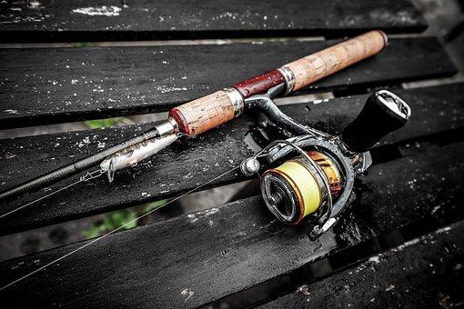 Fishing Rod, Hybrida, Nature Wobbler, Hardbait