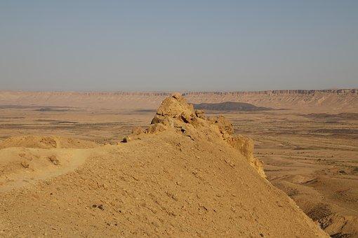 Israel, Desert, Judaean Desert, Dead Sea, Judean