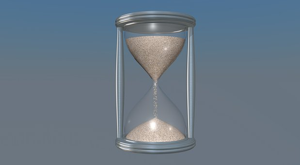 Hourglass, Time, Expire, Run Out, Pass, Transience