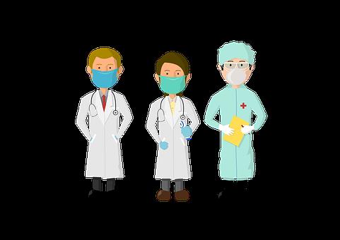 Doctor, Nurse, Coronavirus, Frontliner, Front-liner