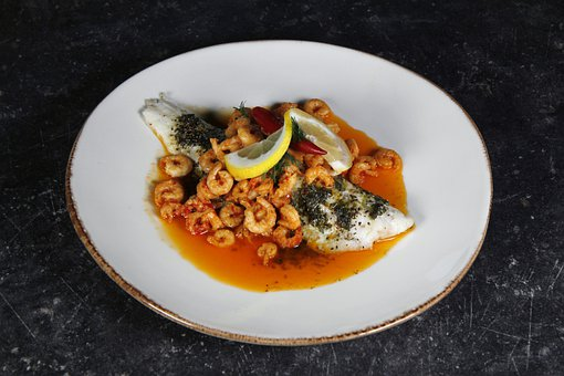 Mat, Dish, Plate, Delicious, Meal, Dinner, Fish