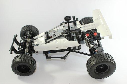 Mi, Sand Dune Buggy, The Lego Lad