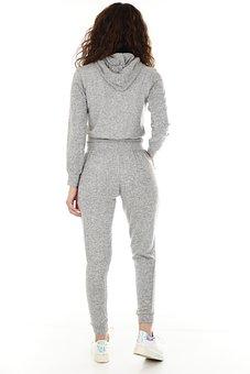 Sweatpants, Fashion, Clothes, Woman, Young, Model, Pose
