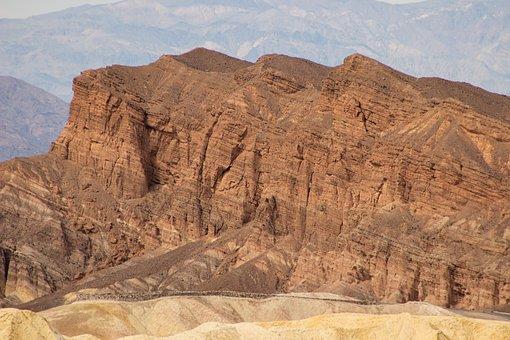 Death Valley, National Park, Landscape, Desert