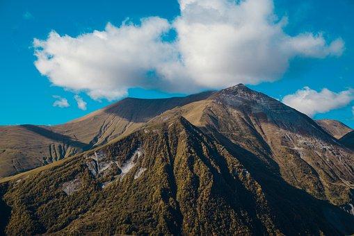 Mountains, Peak, Landscape, Summit, Mountain Pass
