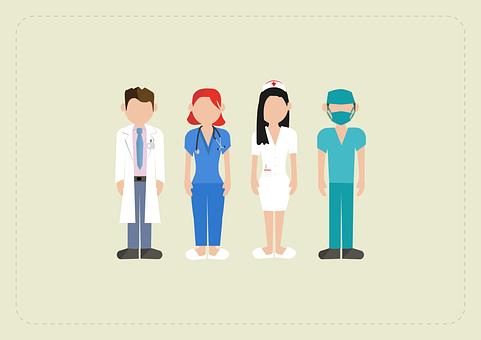 Doctor, Hospital, Bless You, Medical, Disease, Medicine