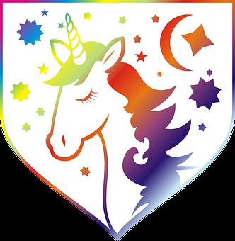 Unicorn, The Horse, Horn, Magic, Mythical, Fictitious