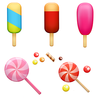 Popsicle, Ice Cream, Dessert, Icecream, Summer