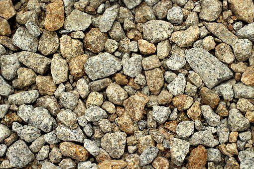 Pebbles, The Background, Texture, The Structure Of The