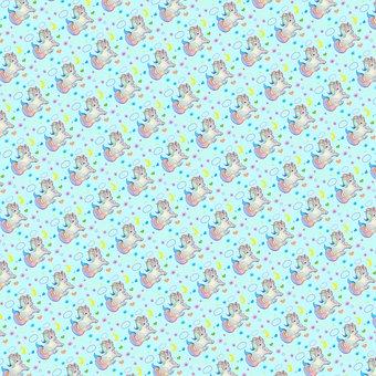 Unicorn Background, Unicorns, Rainbow, Digital Paper