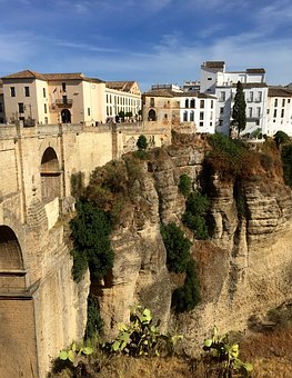 Ronda, White Village, Andalusia, Gorges, Spain