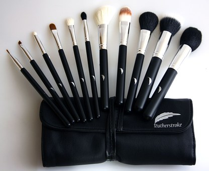 Makeup Brushes, Brush, Beauty, Makeup, Fashion
