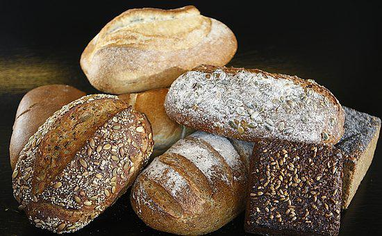 Bread, Food, Grainy Bread, Freshly Baked, Beautiful