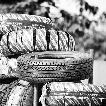Tyres, Rubber, Tire, Wheel, Car, Auto, Vehicle