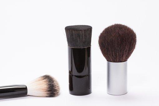 Brush, Cosmetics, Kabuki-pnsel, Makeup, Make Up