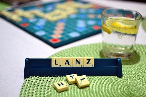 Scrabble, Game, Letters, Words, Puzzle, Play, Crossword