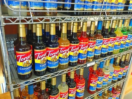 Torani, Flavored Syrups, Drinks, Mixology, Alcohol, Bar