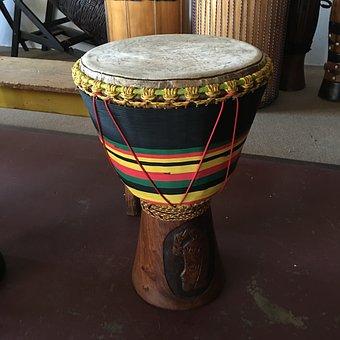 African, Drum, Music, Instrument, Ethnic, Percussion