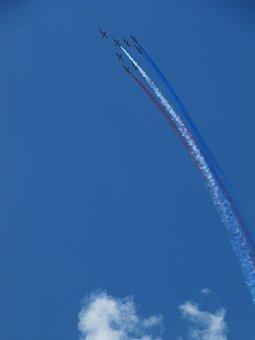 Flight, Fly, Flugshow, Flight Staffel, Aircraft
