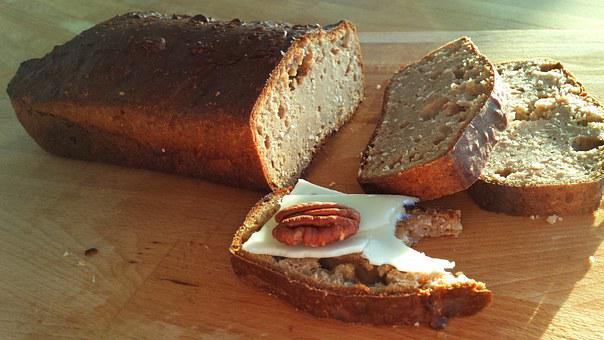 Quark Bread, Bread, Cake, Homemade, Food, Snack
