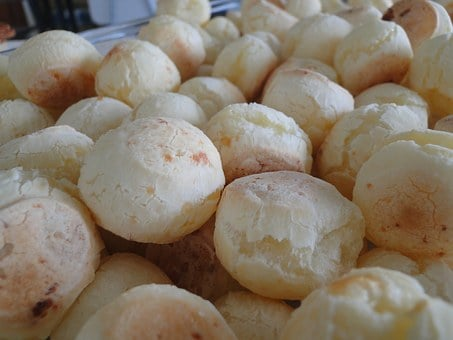 Cheese Bread, Minas, Delight, Food, Hotness