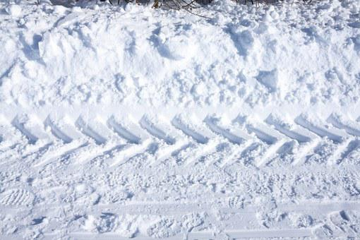 Trace, Snow, White, Winter, Cold, Icy, Snowy