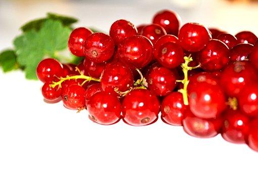 White, Fruit, Background, Isolated, Vegetarian, Mature