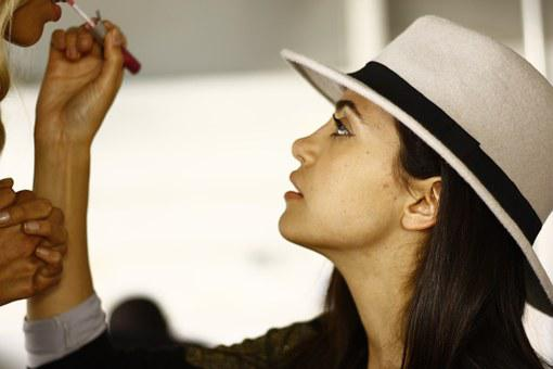 Life, Beauty, Scene, Makeup, Artist, Stylist, Fedora